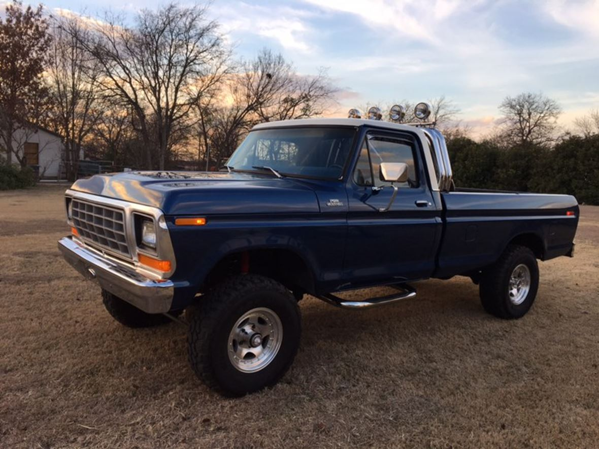 1979 Ford F 150 Classic Car Lancaster Tx 75134