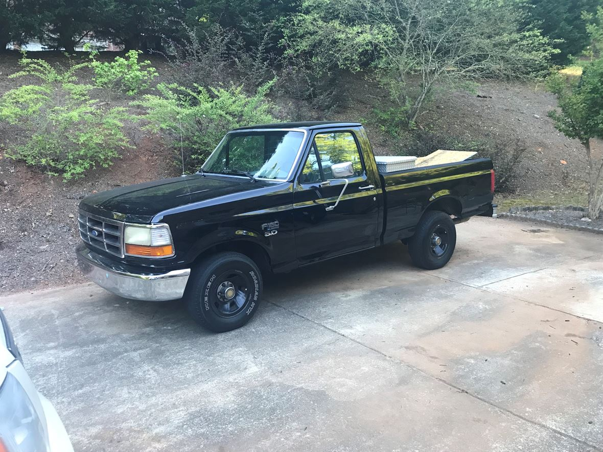 1996 Ford F-150 for sale by owner in Douglasville