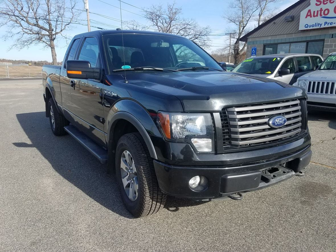 2012 Ford F-150 for sale by owner in Seekonk