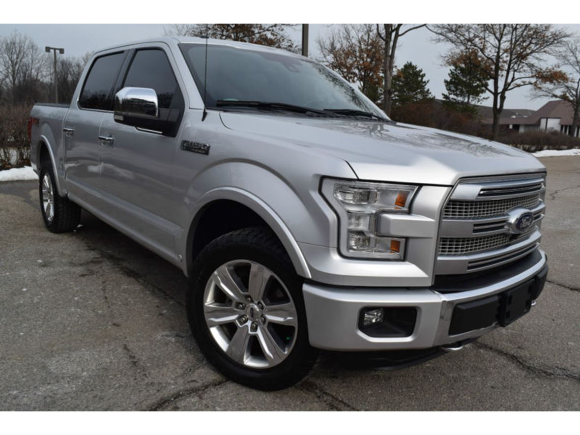 2015 Ford F-150 for sale by owner in Pontiac