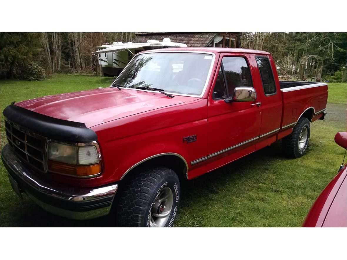 1993 Ford F-150 Supercrew for sale by owner in Sequim