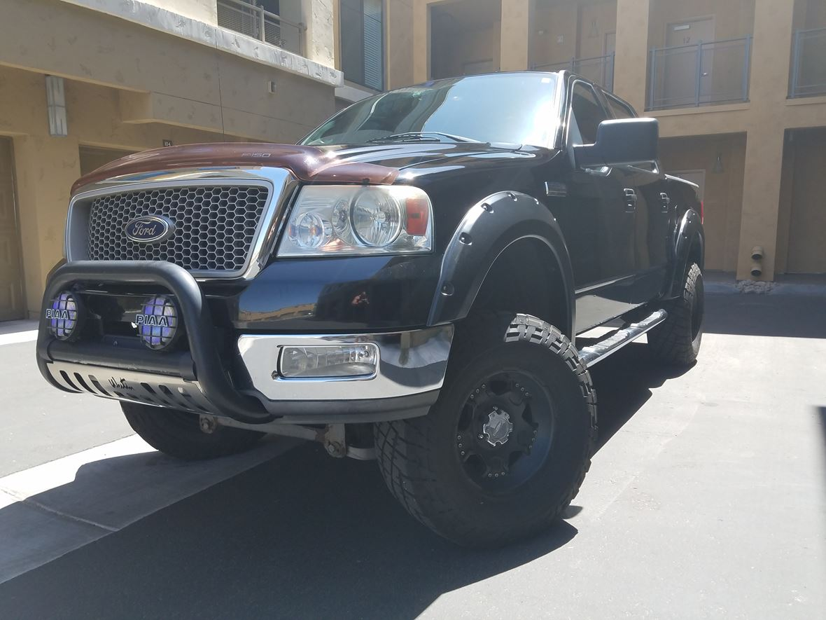 2004 Ford F-150 Supercrew for sale by owner in Phoenix