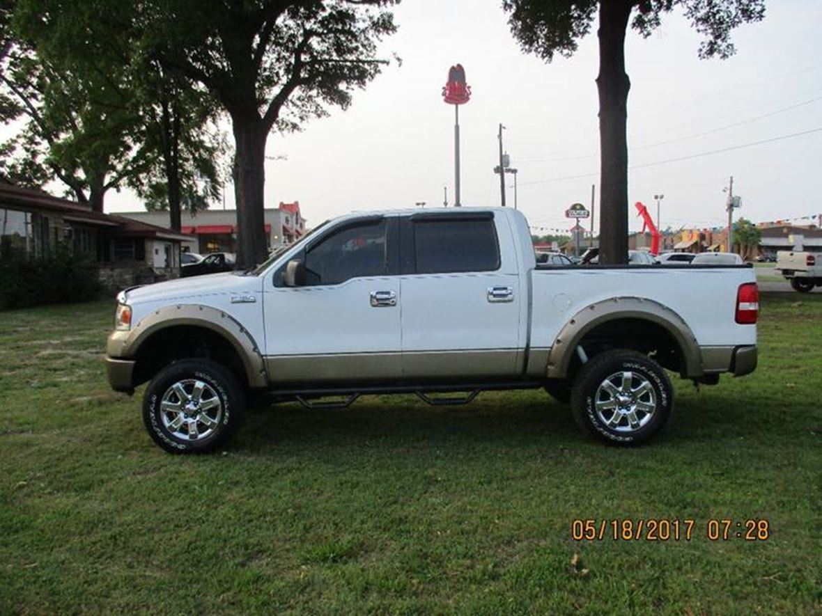 2006 Ford F-150 Supercrew for sale by owner in Russellville