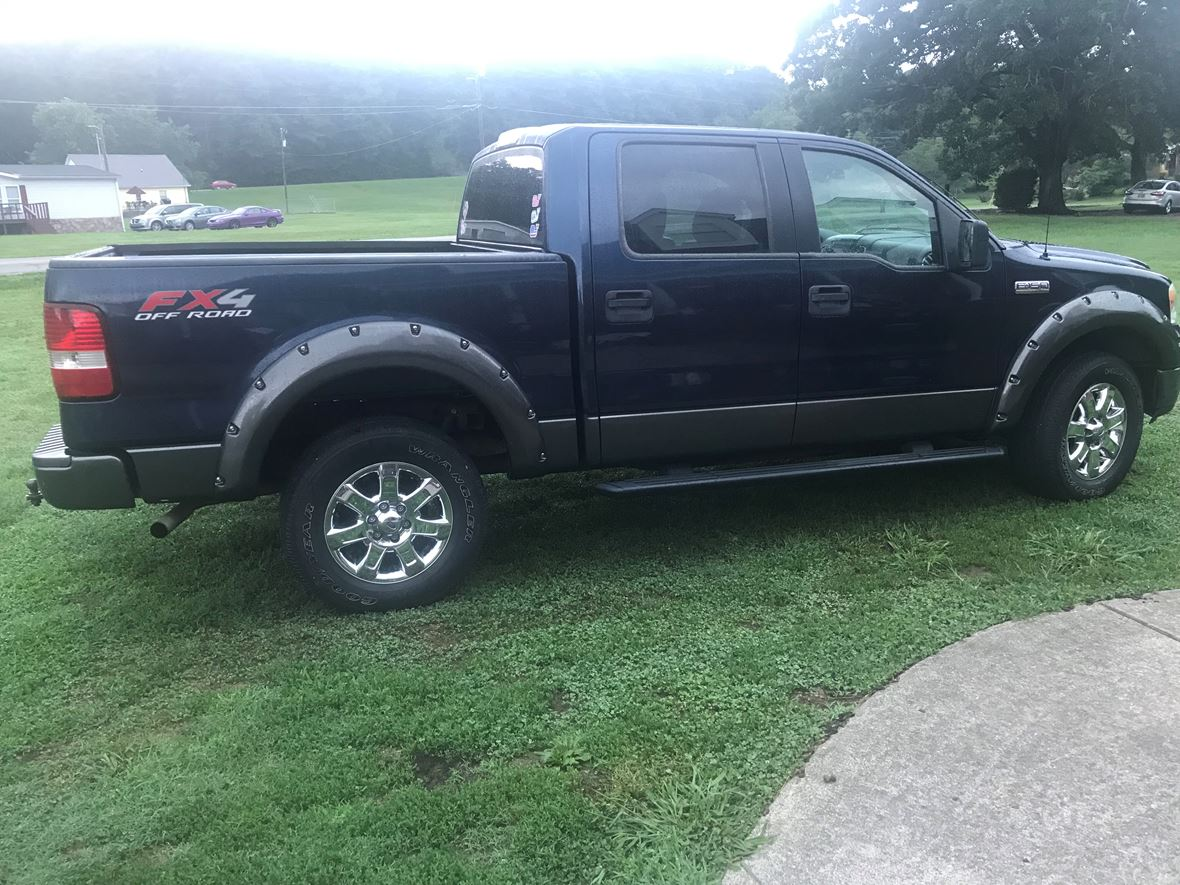 2005 Ford F-150 Supercrew for sale by owner in Ringgold