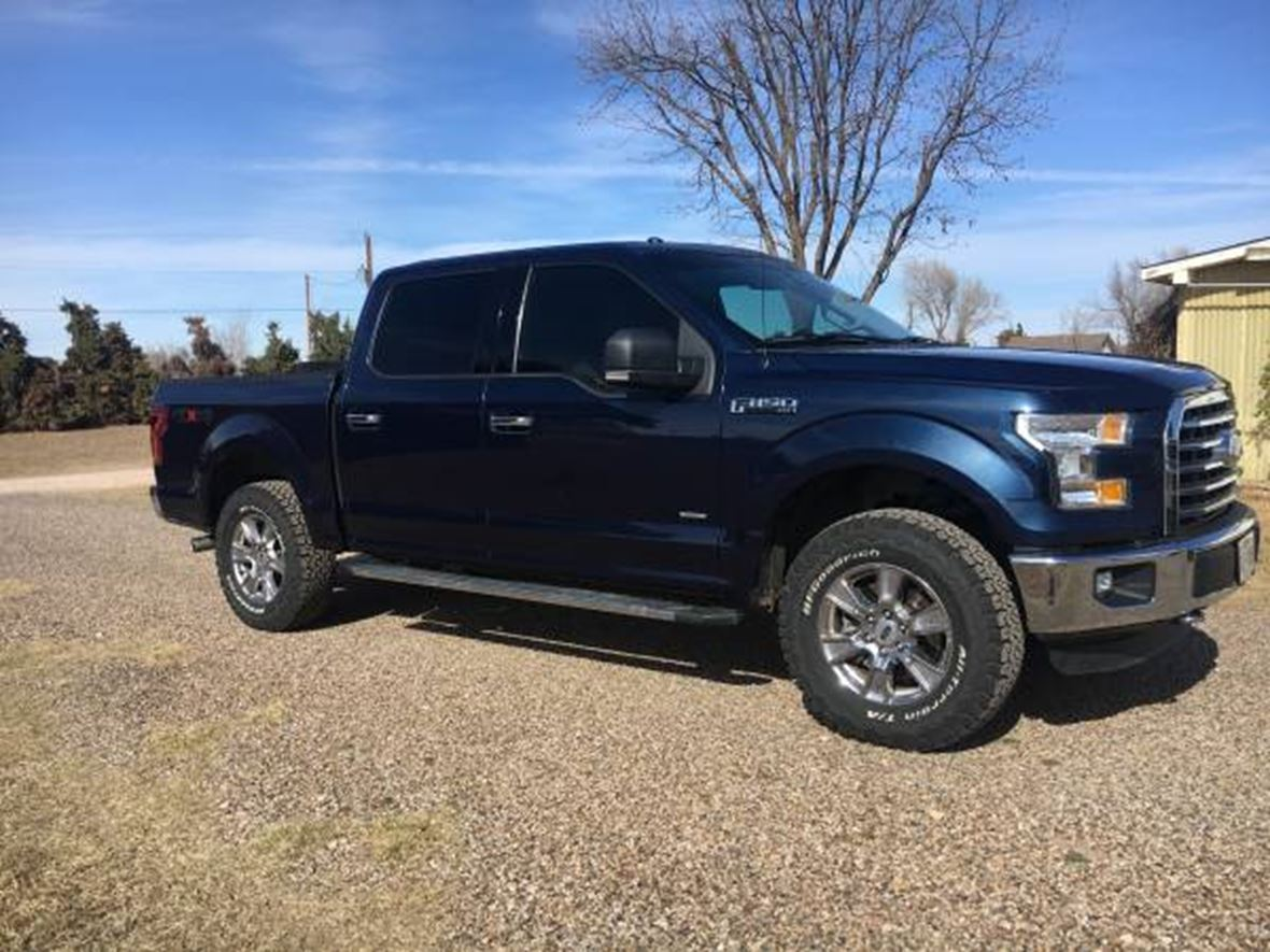 2015 Ford F-150 Supercrew for sale by owner in Midland