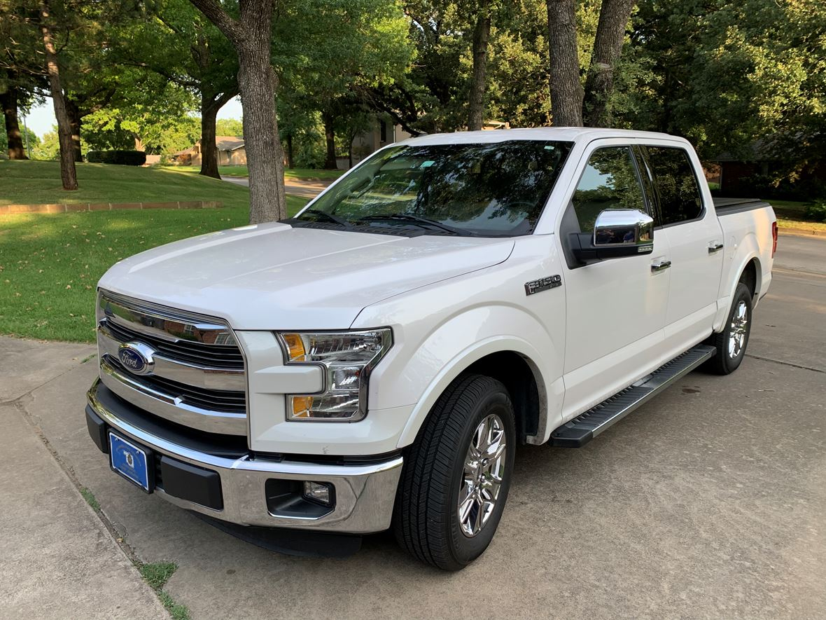 2015 Ford F-150 Supercrew for sale by owner in Ardmore