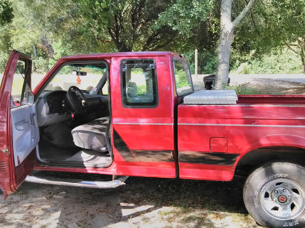 1995 Ford F-150xl for sale by owner in Hartsfield