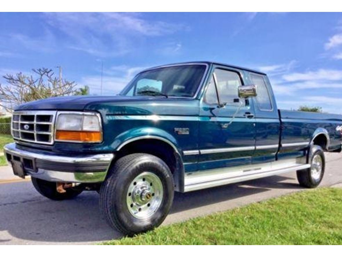 1996 ford f 250 for sale by owner in bangor