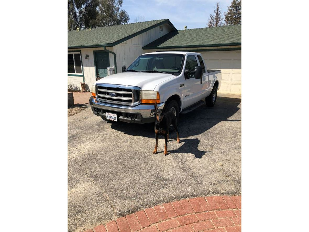 2000 Ford F 250 Super Duty Sale By Owner In Paso Robles Ca 93446 For