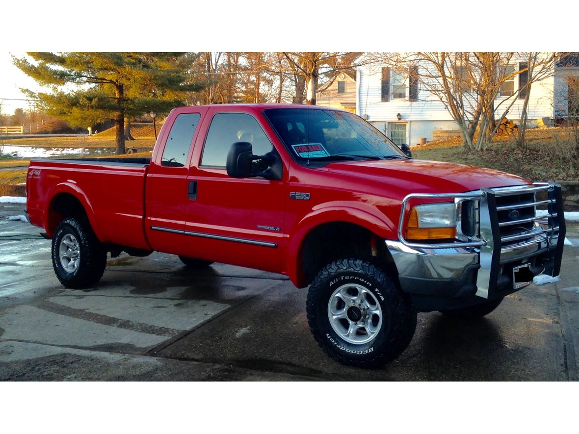 Used F 250 Super Duty >> 2000 Ford F 250 Super Duty Sale By Owner In Lancaster Oh 43130