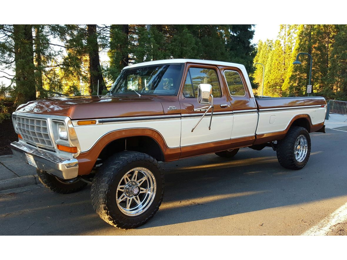 1978 Ford F250 >> 1978 Ford F 250 Supercab Ranger For Sale By Owner In Pennington Nj 08534 9 500