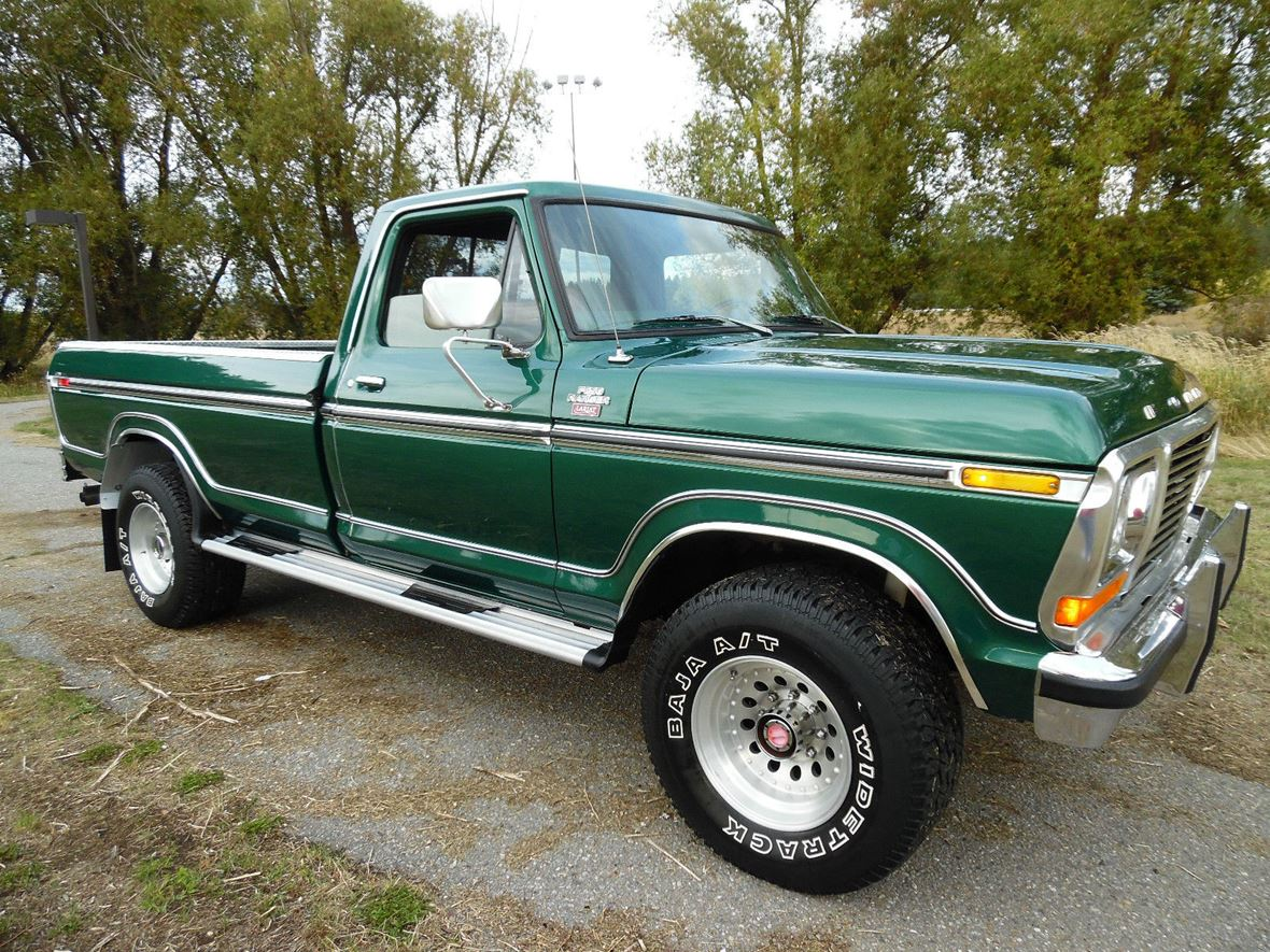 1978 Ford F250 >> 1978 Ford F 250 Xlt For Sale By Owner In Vancouver Wa 98683 10 200