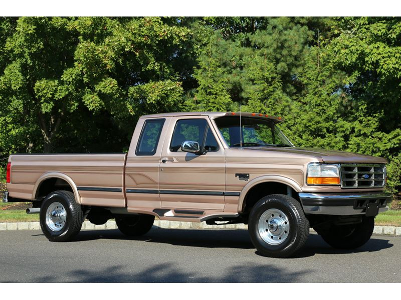 1997 Ford F-250 XLT for sale by owner in Houston