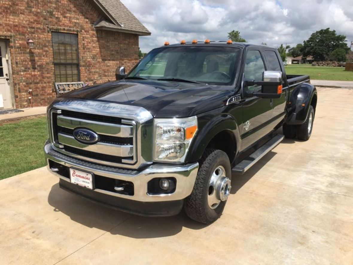 2012 Ford F-350 for sale by owner in Fort Gibson