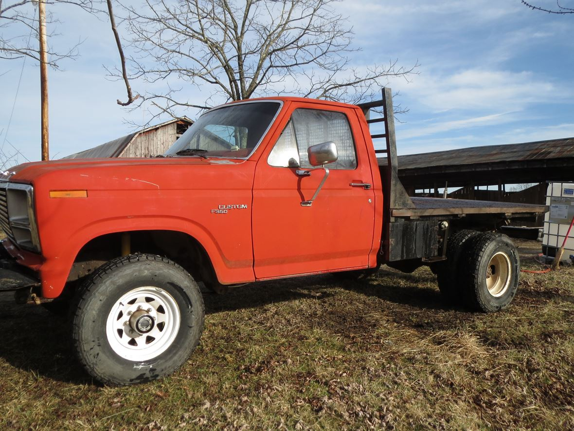 1981 Ford F-350 Custom for sale by owner in Mc Kee