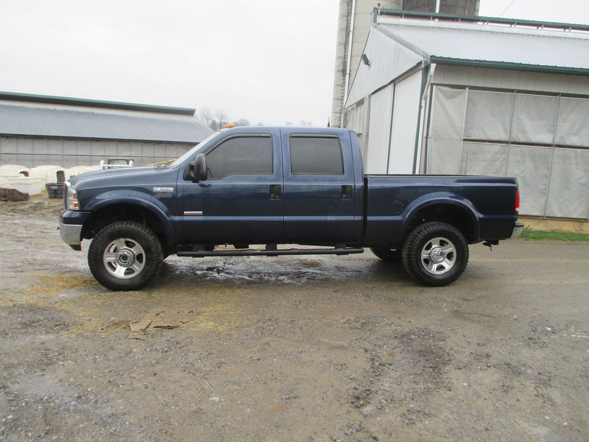 2006 Ford F-350 Super Duty for sale by owner in Carlisle