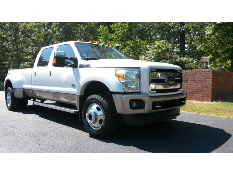 2012 Ford F-450 for sale by owner in Altheimer
