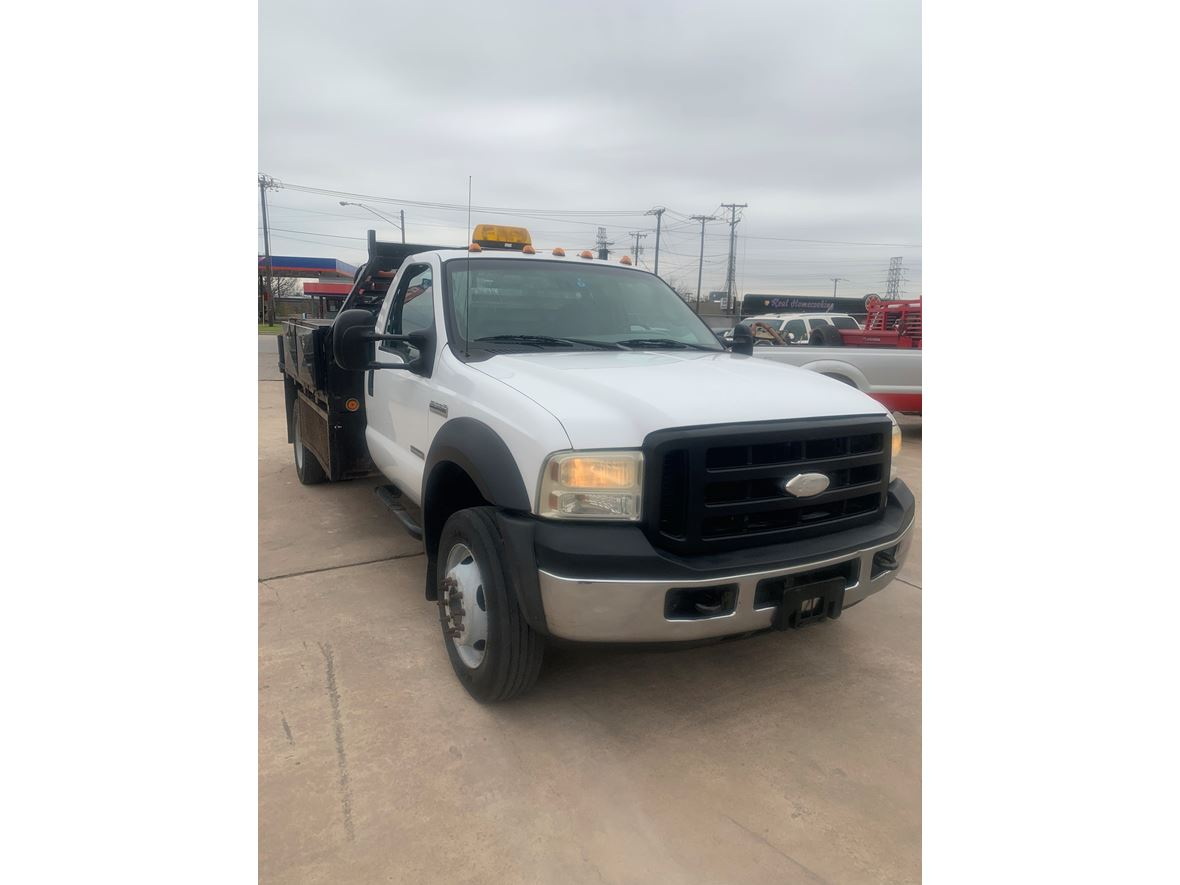 2006 Ford F-550 Super Duty for sale by owner in Fort Worth