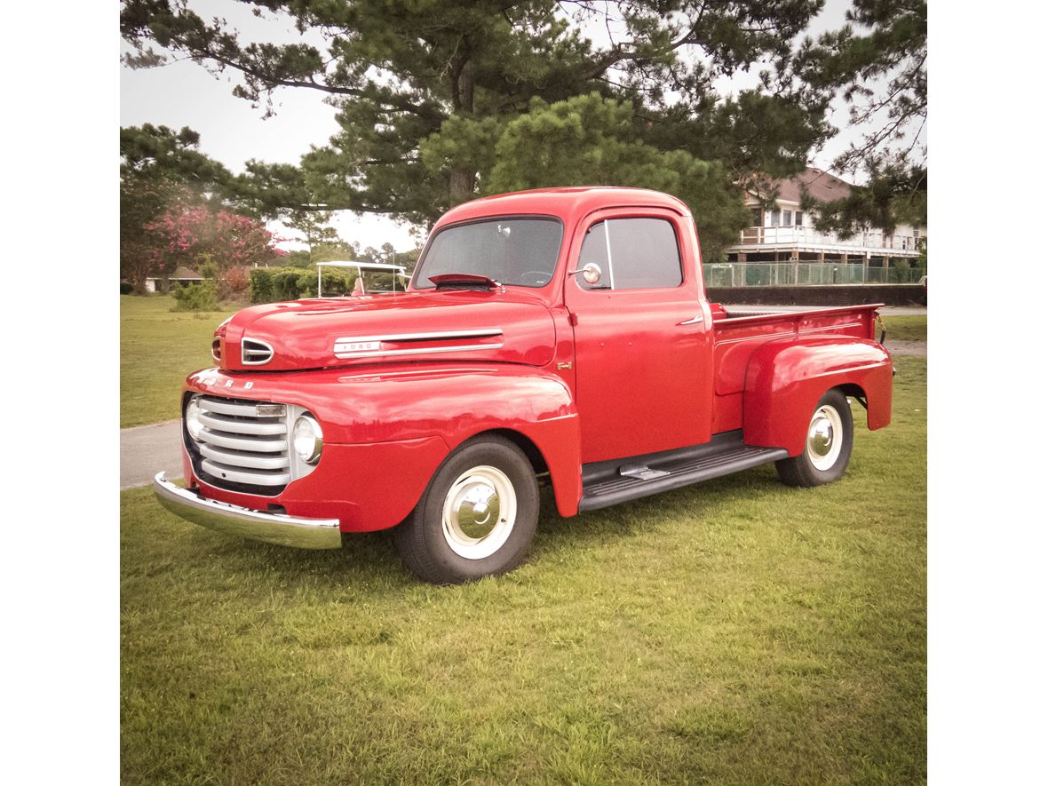 1949 Ford F1 for sale by owner in Bedford