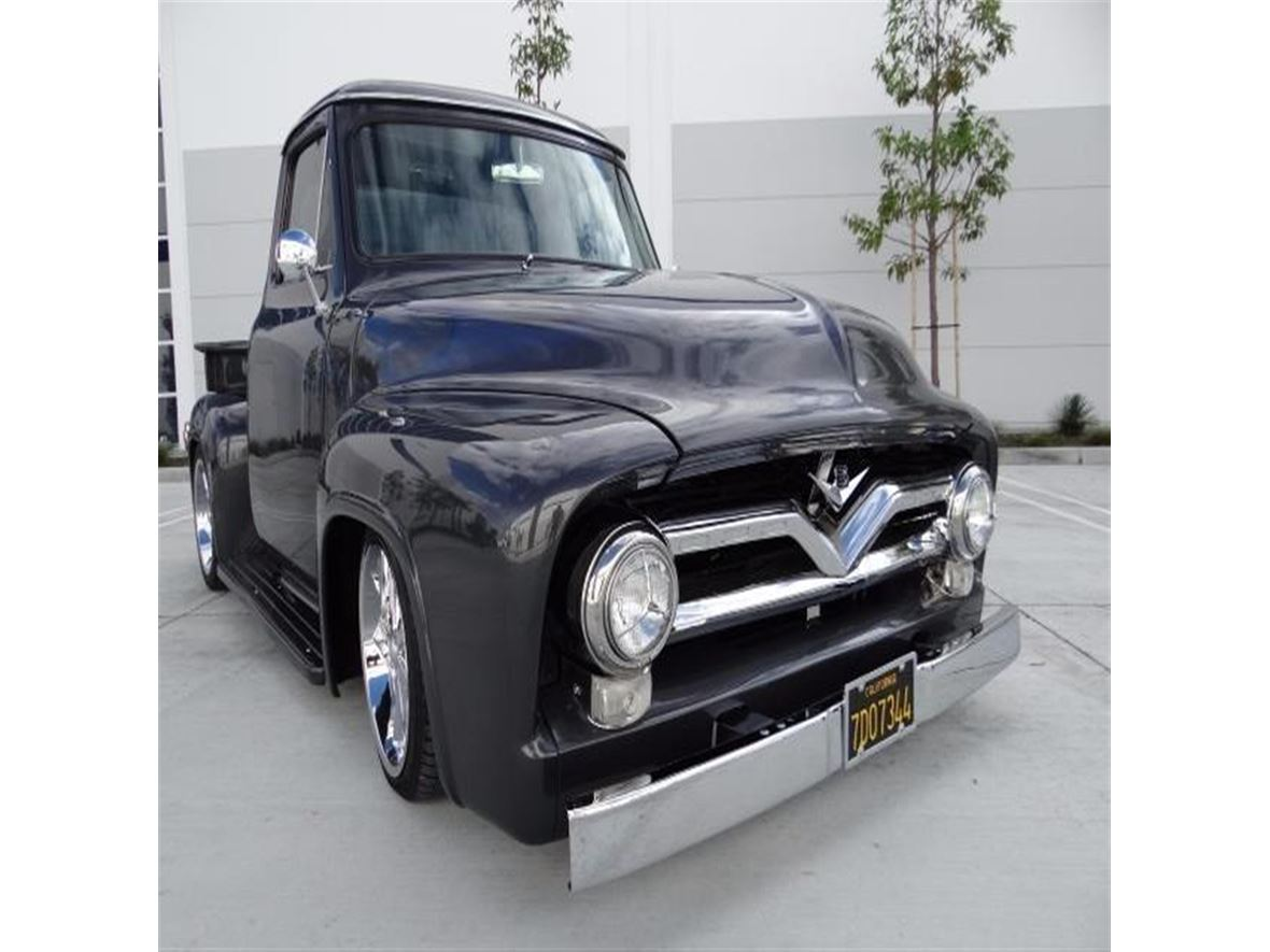 1955 Ford F100 Antique Car Culver City Ca 90233 Pick Up For Sale By Owner In