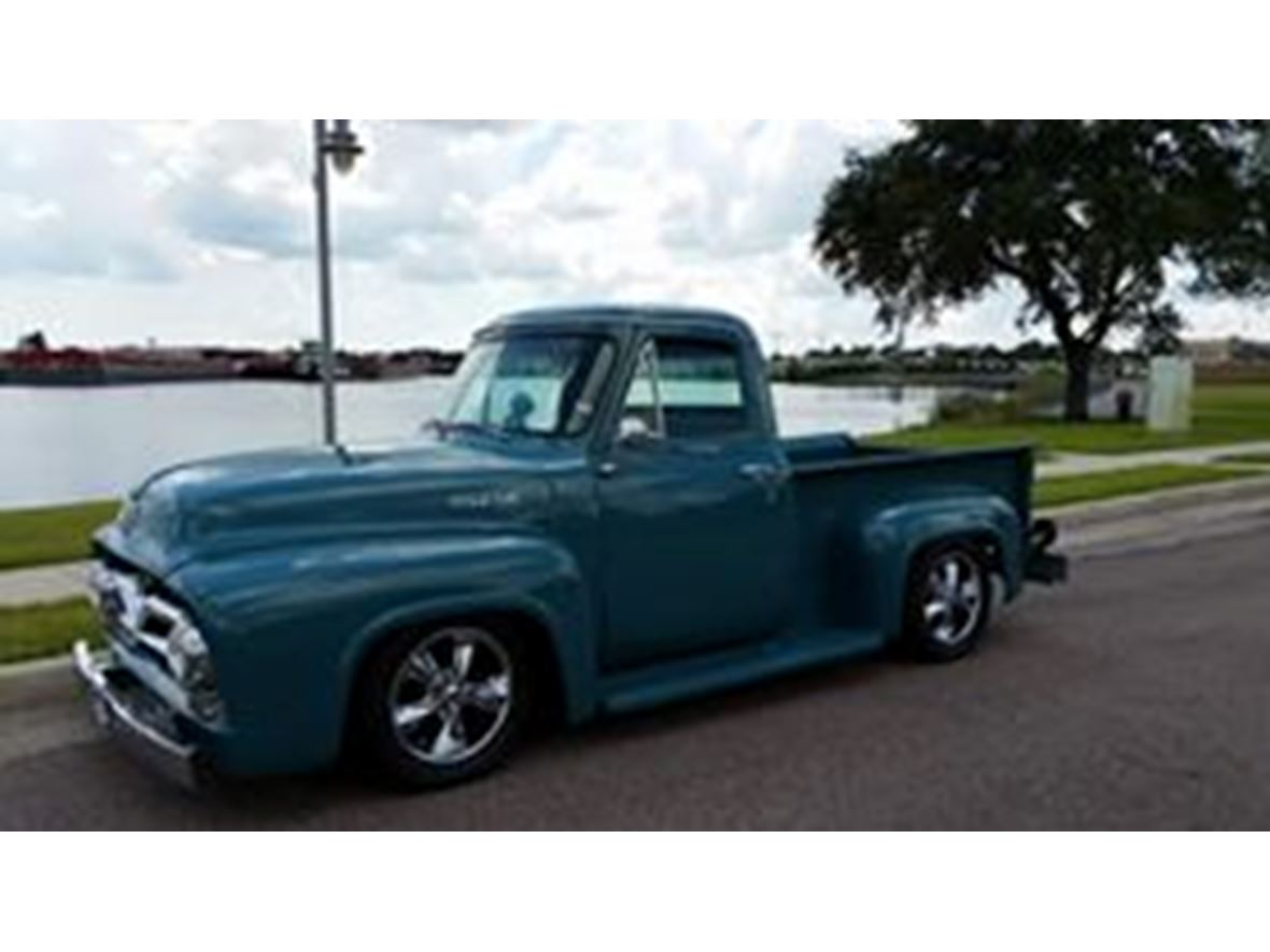 1955 Ford F100 Wheels Antique Car Orange Tx 77630 For Sale By Owner In