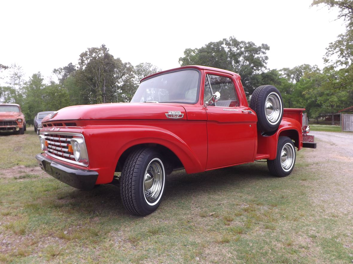 1963 Ford F100 for sale by owner in Little Rock