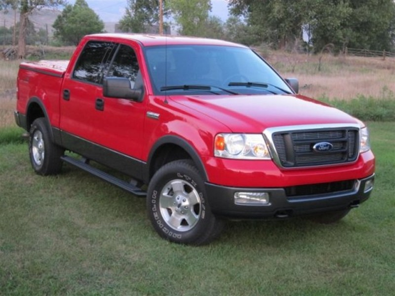 2004 Ford F150 for Sale by Owner in Dallas, TX 75201