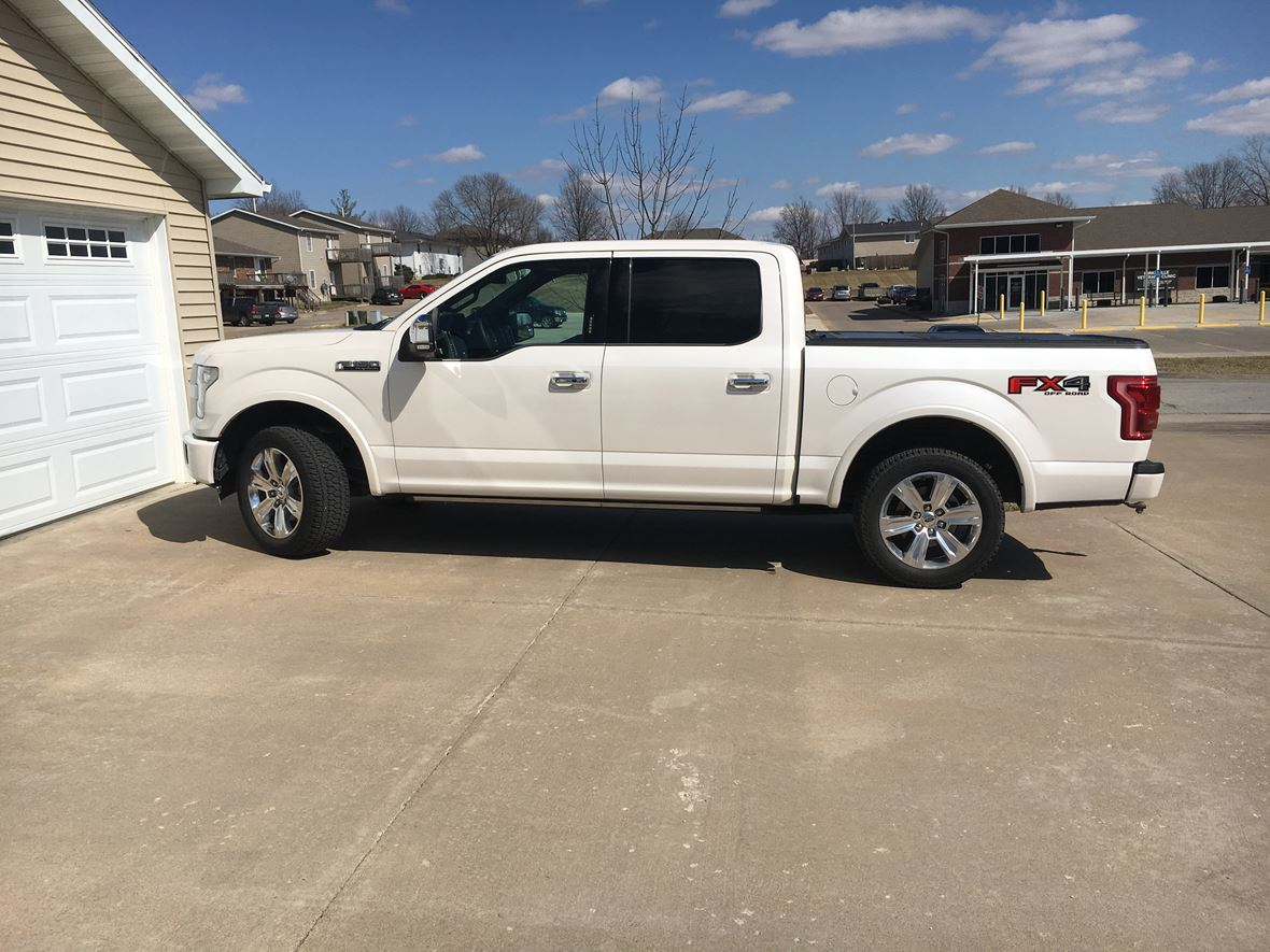 2015 ford f150 platinum for sale by owner in kimberling city