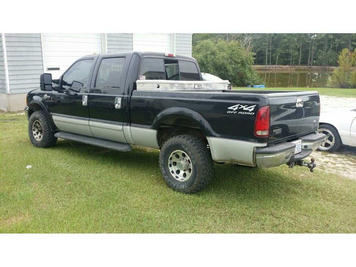 2002 Ford F250  for sale by owner in Wendell