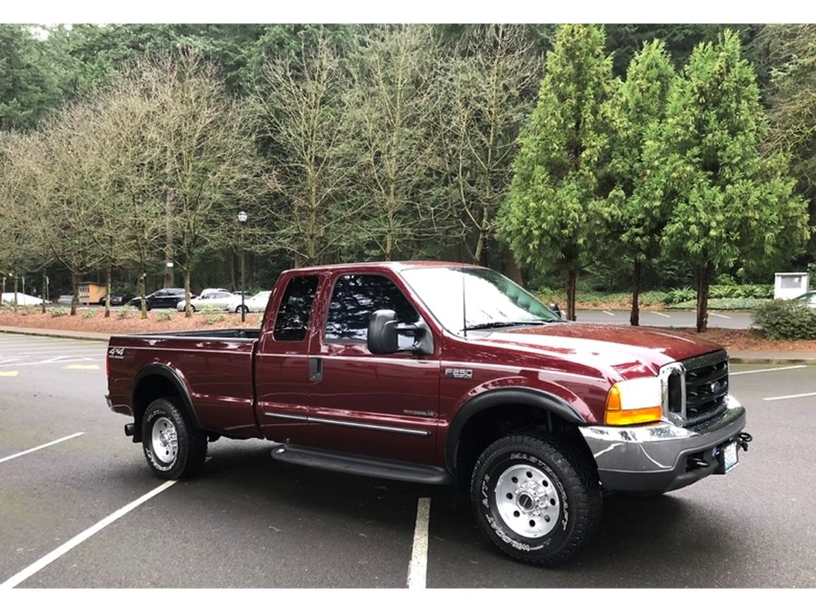 Used Cars For Sale Columbus Ohio: 2000 Ford F250 For Sale By Owner In Columbus, OH 43228