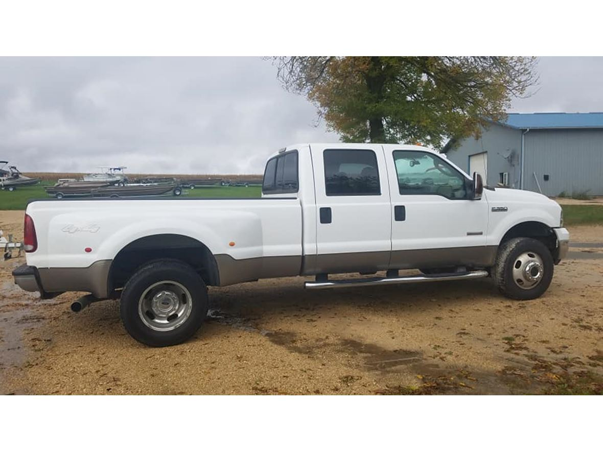 F350 Dually For Sale >> 2007 Ford F350 Lariat Super Duty Dually 4x4 By Owner Juneau Wi 53039