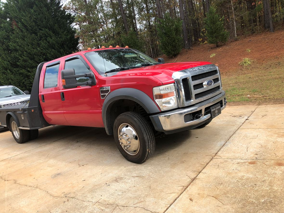 2008 ford f450 for sale by owner in newnan