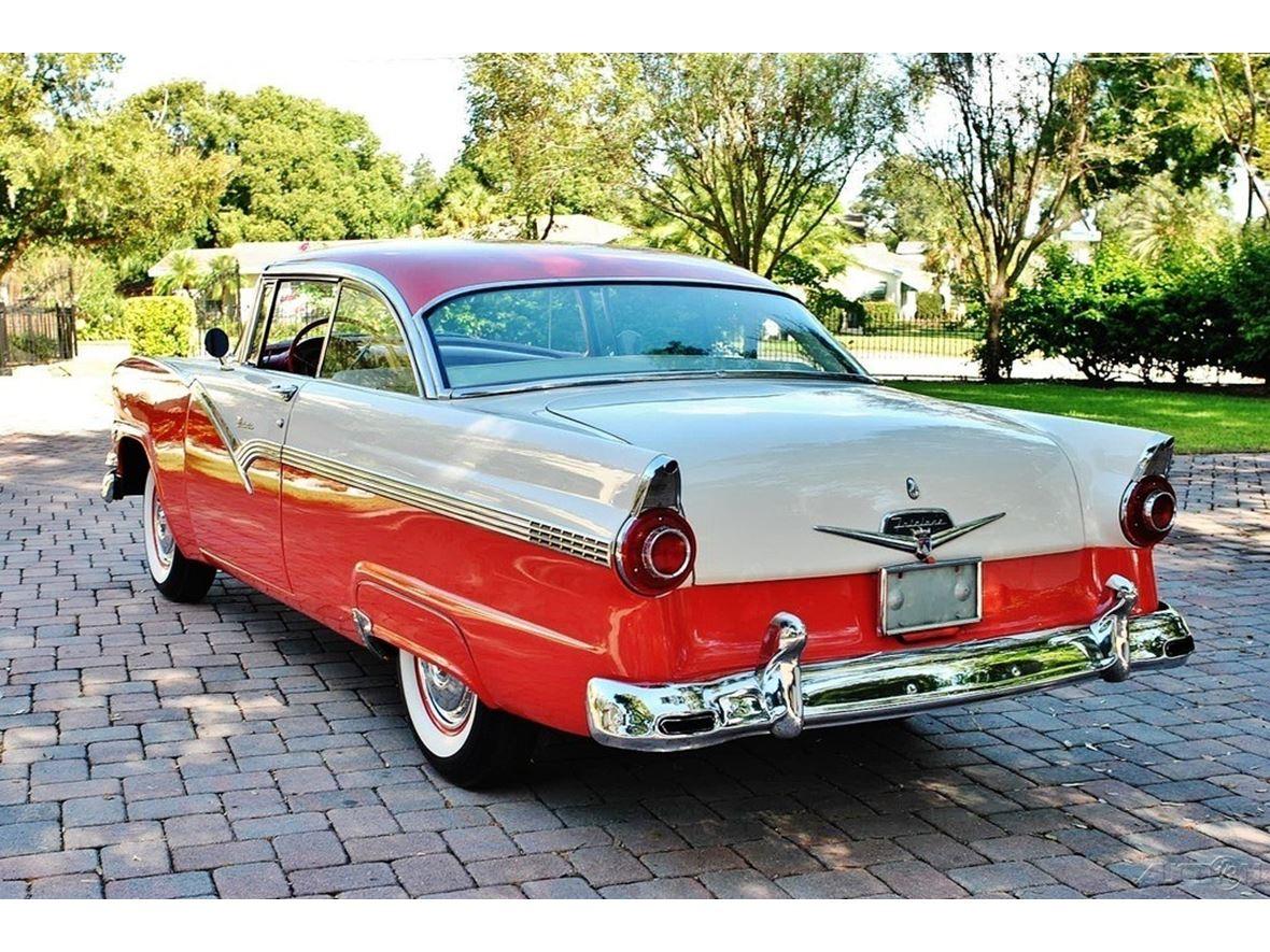 1956 Ford Fairlane Antique Car Orlando Fl 32804