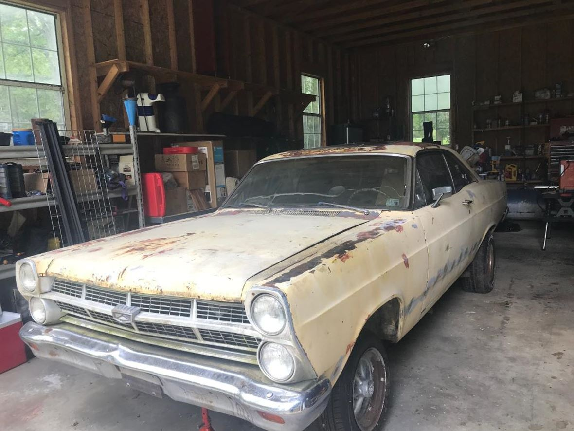 1967 ford fairlane for sale by owner in jasper