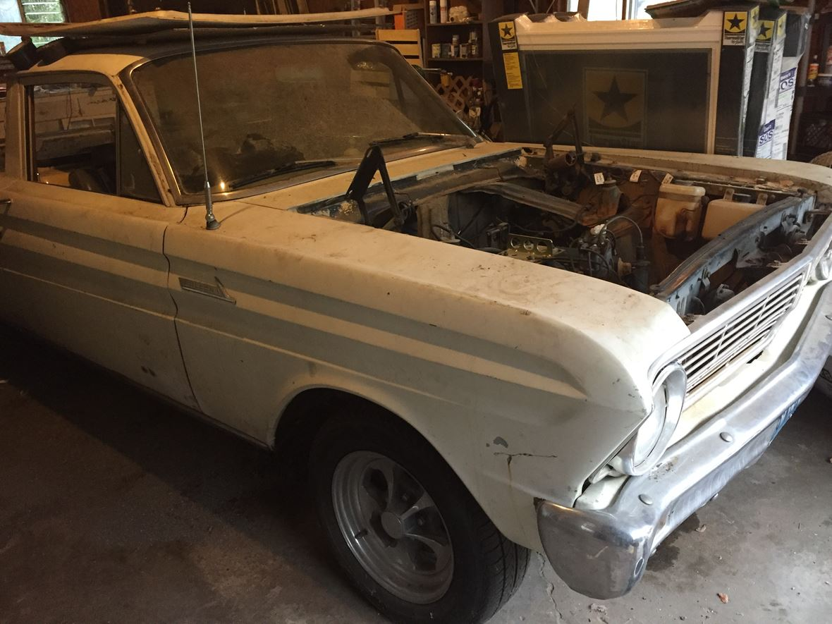 1963 ford falcon for sale by owner in new lenox