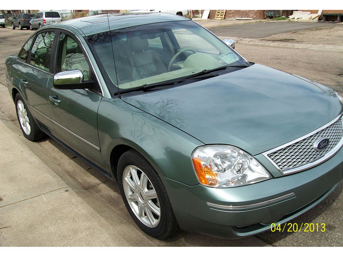 2005 ford five hundred for sale by owner in navarre