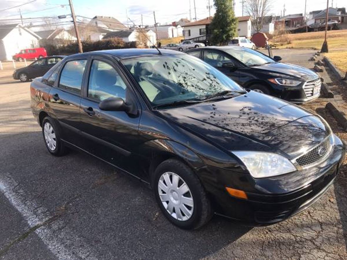 2007 Ford Focus for sale by owner in Ironton