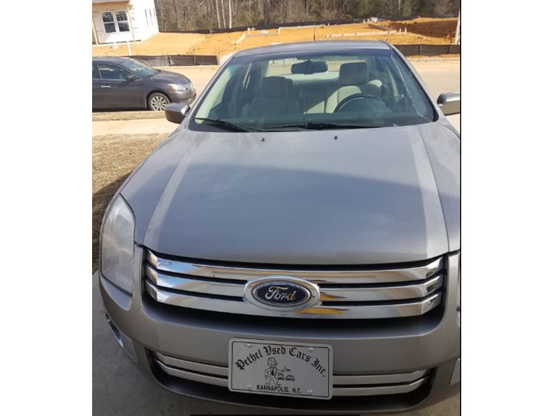 2008 Ford Fusion for sale by owner in Landis