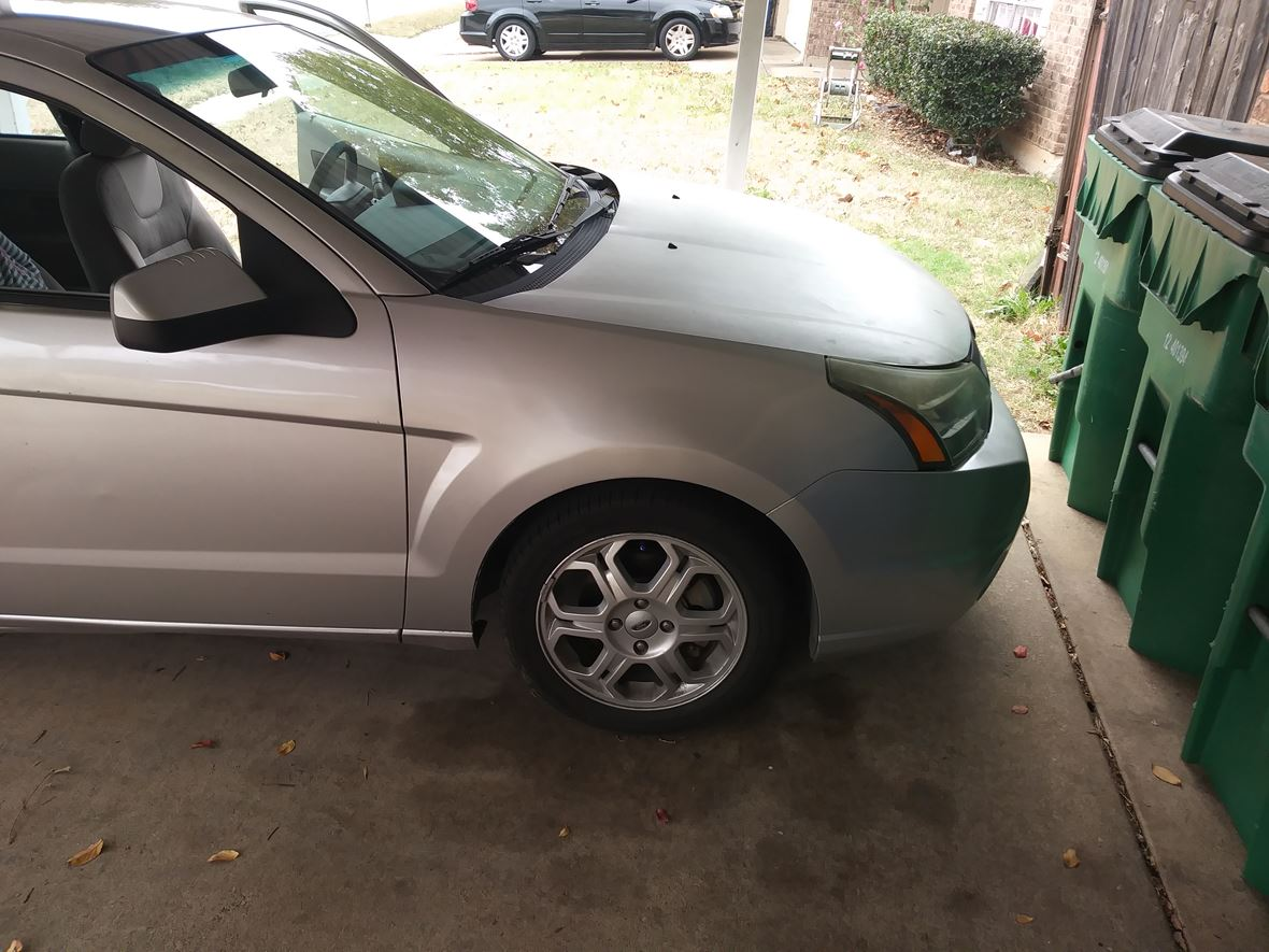 2009 Ford Focus for sale by owner in Fort Worth