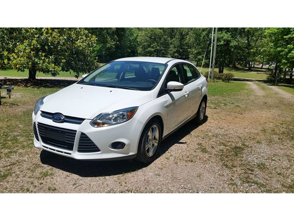 2013 Ford Focus for sale by owner in Savannah