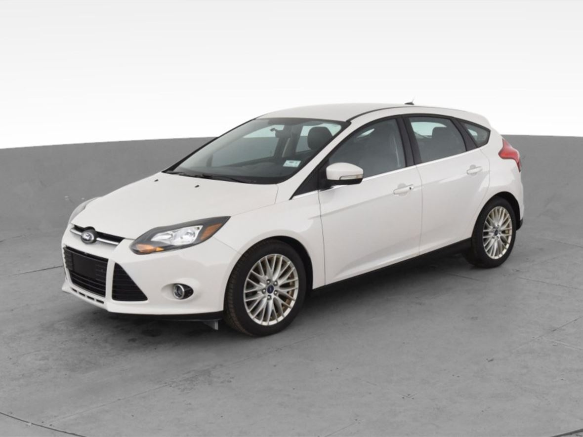 2014 Ford Focus for sale by owner in Fort Myers