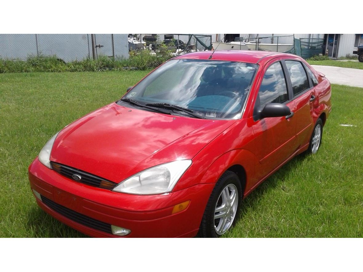 2001 ford focus st for sale by owner in lehigh acres