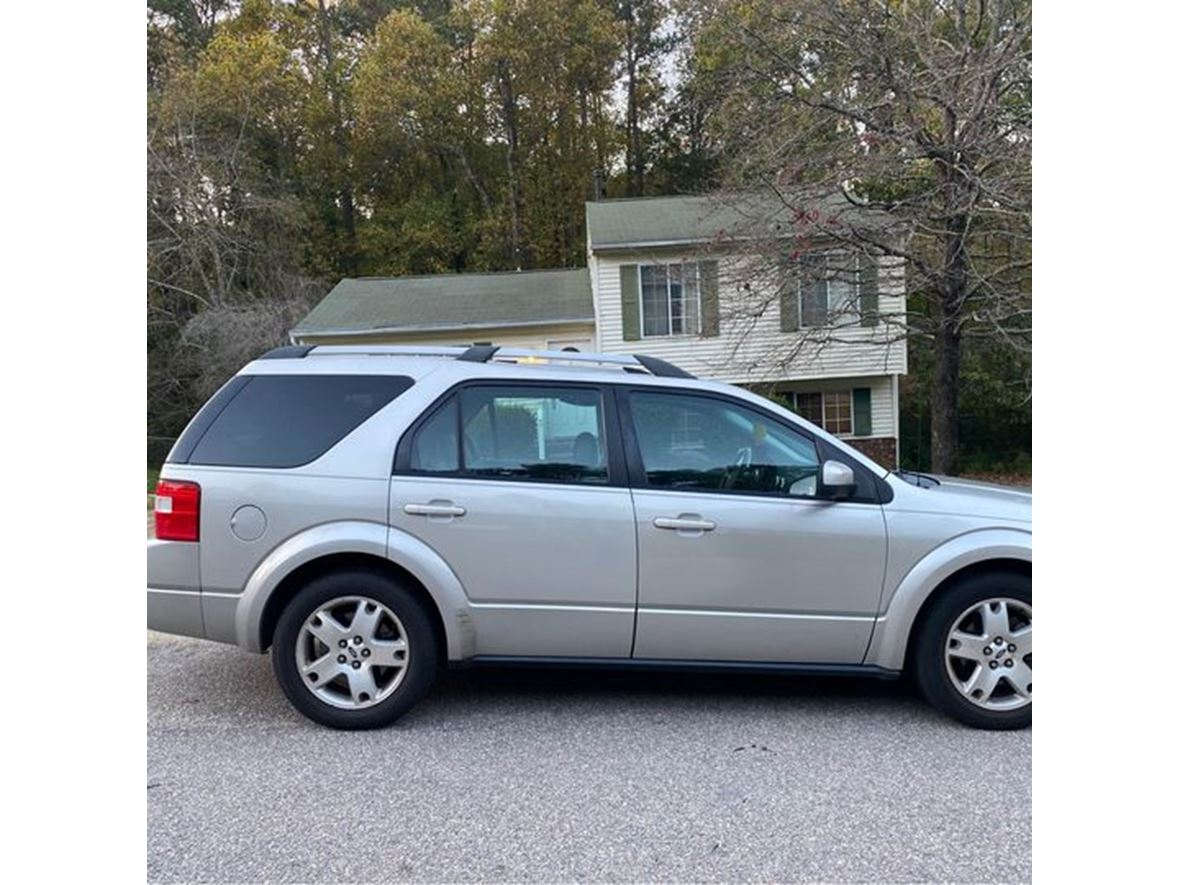 2006 Ford Freestyle for sale by owner in Raleigh