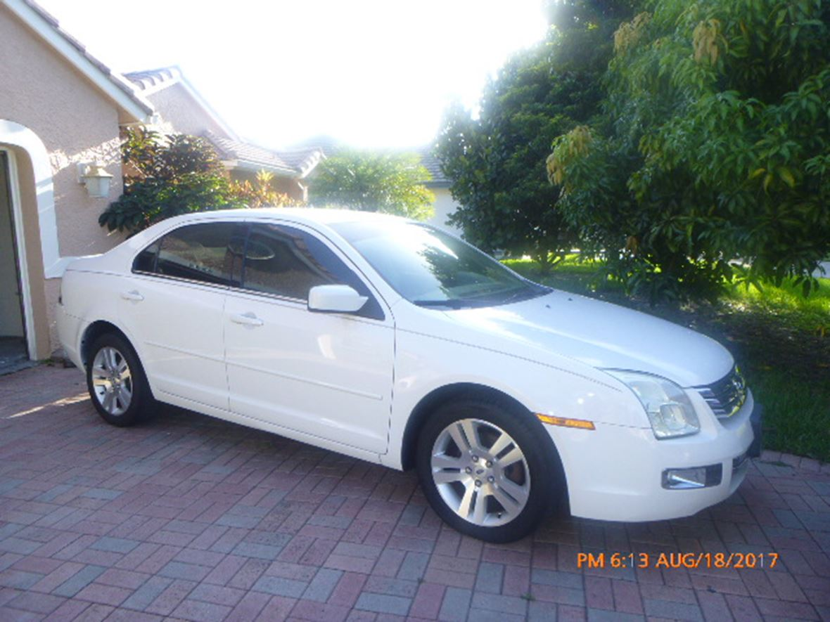 2006 ford fusion for sale by owner in fort lauderdale