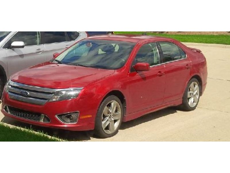 2010 ford fusion for sale by owner in livonia mi 48154. Black Bedroom Furniture Sets. Home Design Ideas