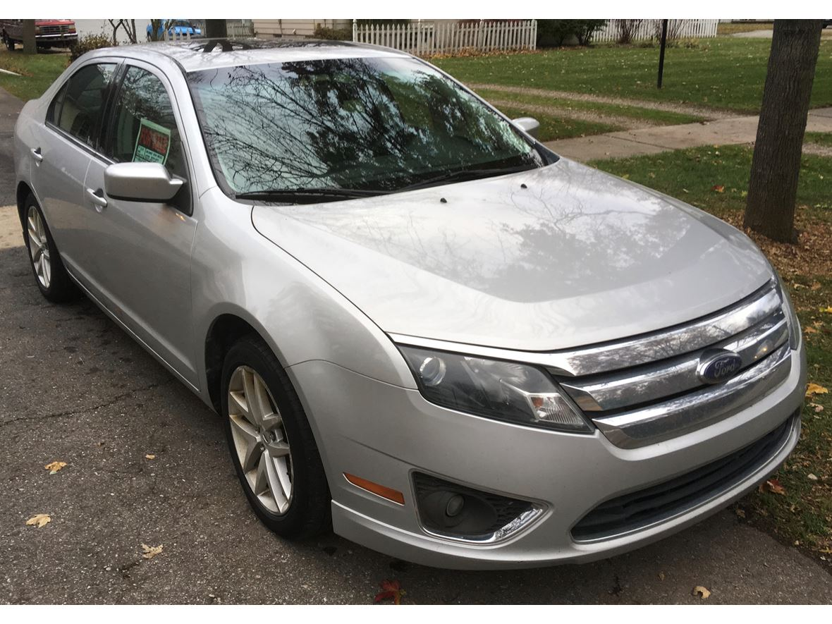 2010 Ford Fusion For Sale By Owner In Warren  Mi 48092