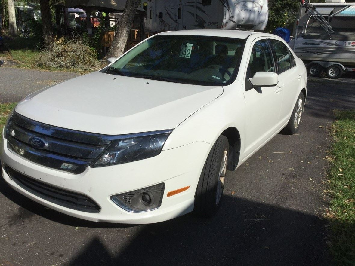 2012 ford fusion for sale by owner in fort mc coy