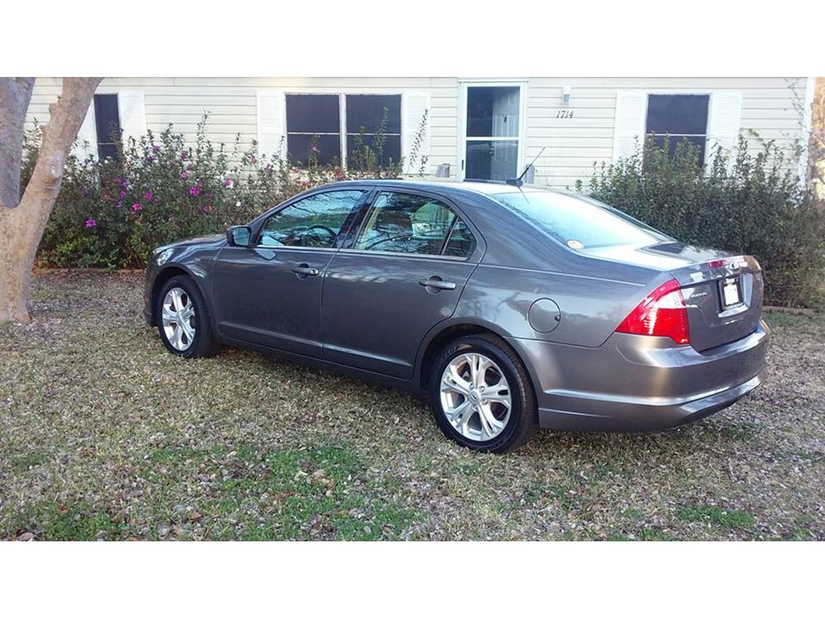 2012 Ford Fusion for sale by owner in Valdosta