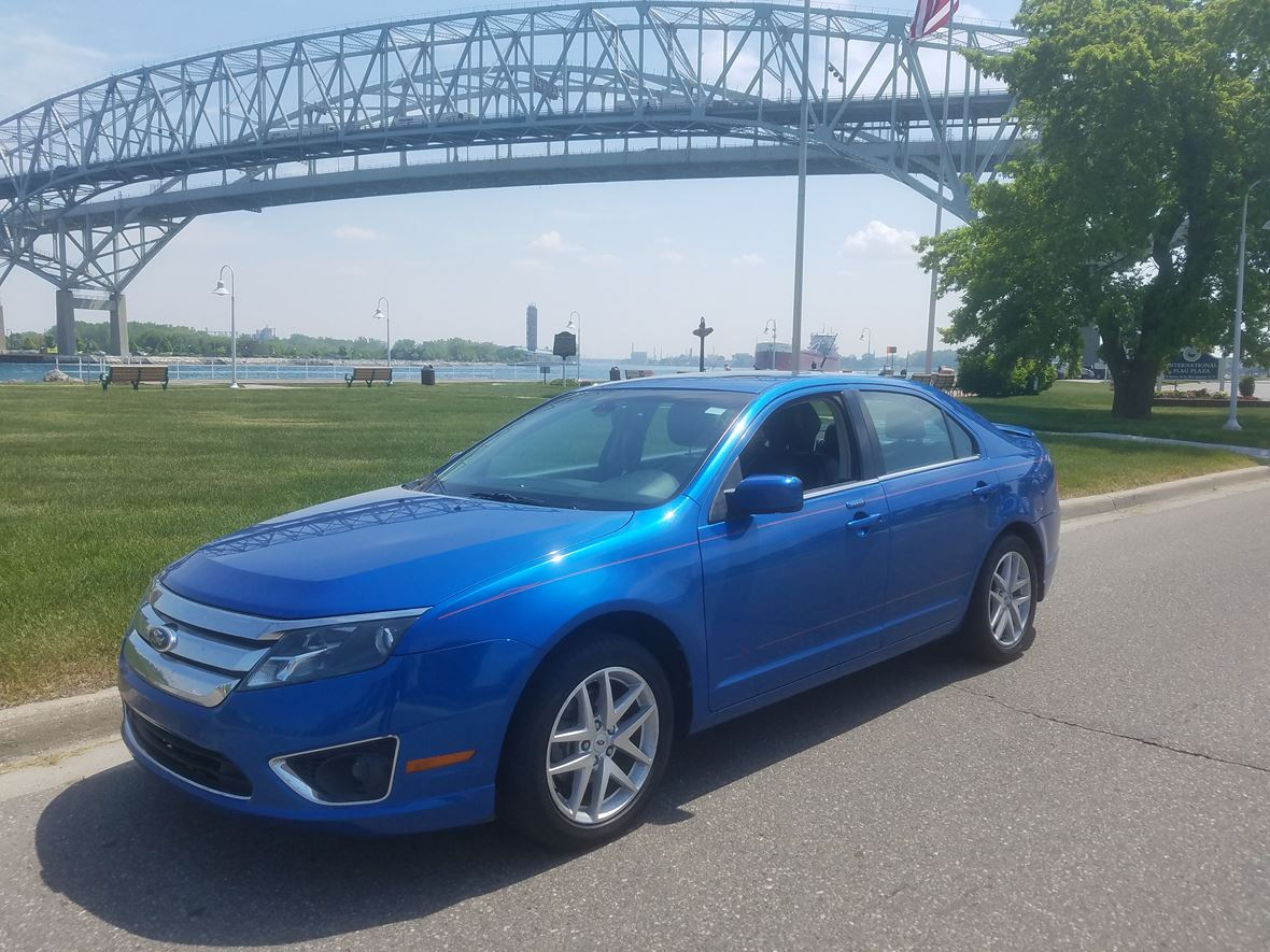 2012 Ford Fusion for sale by owner in Port Huron