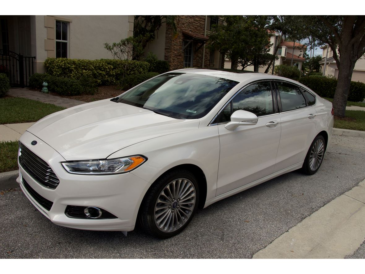 2013 ford fusion for sale by owner in palm beach gardens